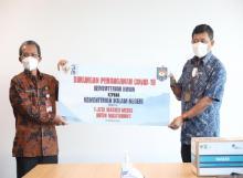 Kemendagri akan Distribusikan Masker Bantuan Kementerian BUMN hingga ke Daerah