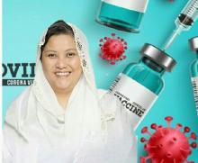 Sosialisasi Keamanan Vaksin Covid di Bulan Ramadan harus Ditingkatkan