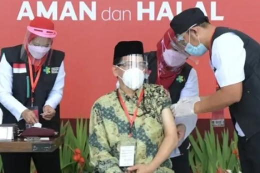 Ramadhan, Jubir Vaksinasi Kemenkes Pastikan Vaksinasi Dilanjutkan