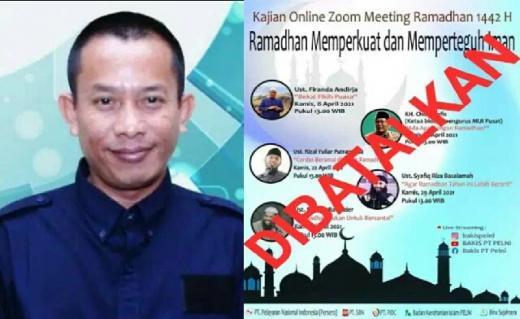 Pecat Direksi dan Tuding Pengisi Kajian Ramadan Radikal, PT Pelni Minta Maaf