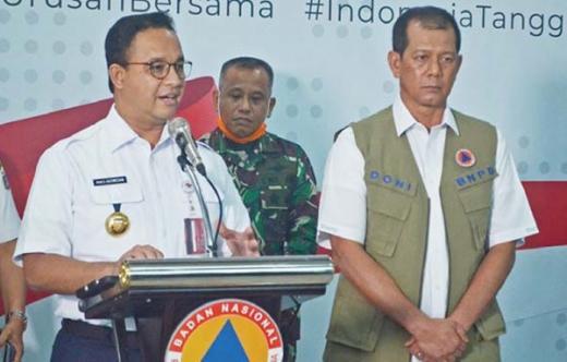 Disaat Anies Ingin Terapkan Denda Pelanggar PSBB, Pemerintah Pusat Bolehkan Warga Usia 45 Tahun Beraktivitas