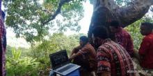 Susah Sinyal, Kepala Desa di Flores Timur Panjat Pohon Demi Ikut Rapat Online