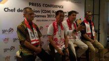 Aziz Syamsuddin Akan Berikan Yang Terbaik Bagi Kontingen Indonesia