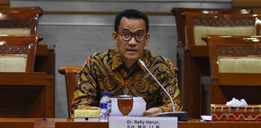 Refly Harun: Jika Benar Maruf Amin Komisaris BUMN, Bisa Didiskualifikasi