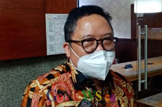 Saat Anggota Komisi Intelijen Tegur Pewawancara Tak Kenakan Masker