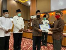 Dana untuk Pesantren Cair dari Kemenag, Pekanbaru dapat Rp650 Juta
