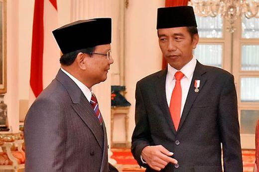 Keluar Istana, Prabowo Dukung Jokowi Pindahkan Ibu Kota