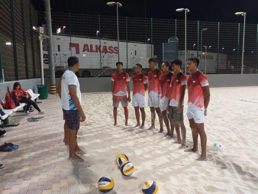 Tim Voli Pantai Indonesia Siap Hadapi Cuaca Ekstrim