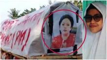 Usung Keranda Bergambar Puan Maharani saat Demo, Aktivis Jadi Tersangka