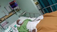 Kena Serangan Jantung, Edwardus Terbaring di Rumah Sakit