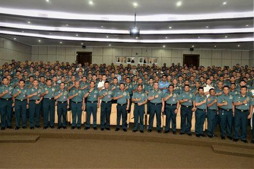 Seskoal Punya Peran Penting Cetak Calon Pemimpin TNI AL Unggul di Masa Depan