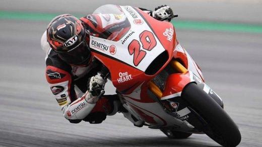 Berlaga dalam Ajang Balap Dunia Moto2, Mandalika Racing Team Indonesia Dapat Dukungan MPR