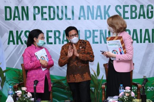 Hari Ini, Gus Menteri Deklarasi Desa Ramah Perempuan dan Layak Anak