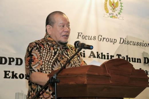 Refleksi Akhir Tahun, LaNyalla Gelorakan Komitmen DPD: Dari Daerah untuk Indonesia!