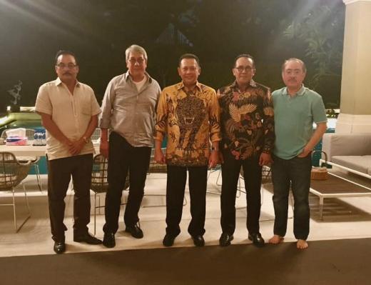 Bamsoet Gandeng Ricardo Gelael Besarkan IMI