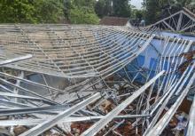 Dua Unit Gedung Sekolah SD di Ciamis Ambruk, Ketua DPD RI Desak Pemda Segera Turun Tangan