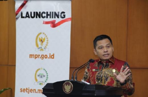 Wujudkan Pelayanan Informasi Publik yang Lebih Baik, MPR Garap 9 Aplikasi Digital