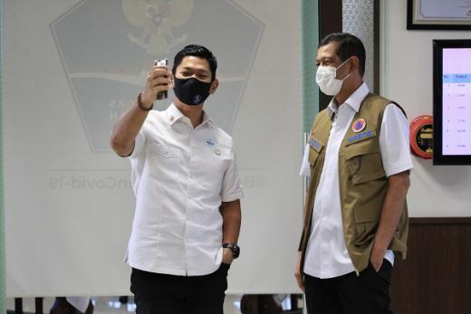 KOI dan Satgas Covid-19 Kampanyekan Pemakaian Masker