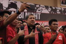 Deklarasi GARBI di Sulbar, Fahri Beberkan Jasa Besar Bung Karno