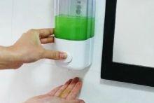 Dorong Lingkungan Higienis, BURT Ingin ada Hand Sanitizer di Banyak Spot di Kompleks Parlemen