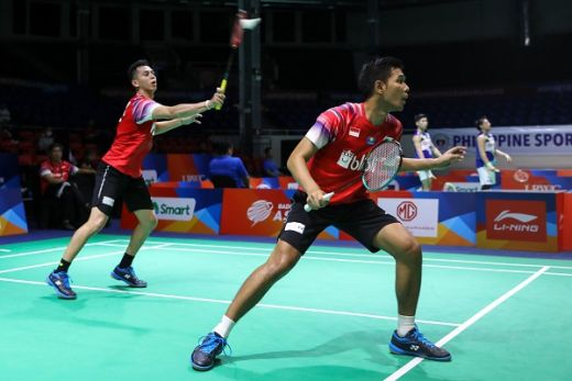 Kalahkan Korea, Tim Putra Indonesia Juara Grup