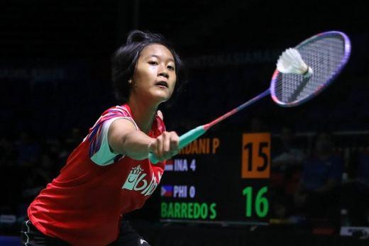 Putri KW Sempurnakan Kemenangan Indonesia