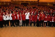 Study Tour STIA Puangrimaggalatung ke MPR Diisi Pemahaman Kelembagaan MPR dan UUD