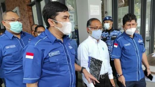 Dulu Kalah Lawan Jokowi, Sekarang BW Lawan Moeldoko