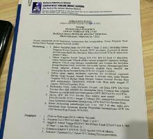 Irvan Herman Resmi Ditetapkan jadi Ketua DPW BM PAN Provinsi Riau