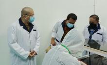Komisi IX DPR Minta Masyarakat Gunakan Antigen Produk Indonesia