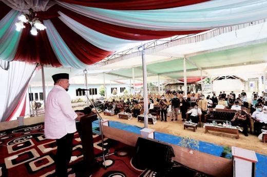 Hadiri Harlah Ponpes Wali Songo, Ketua DPD RI Bedah Spirit Hubbul Wathon