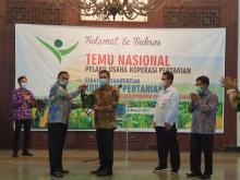 Para Pelaku Usaha Koperasi Pertanian Wajib Tingkatkan Produksi Pangan Nasional