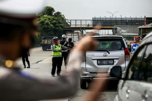 Polisi: Jangan Coba-coba Mudik Pakai Travel Gelap dan Mobil Dinas
