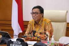 Sekjen Kemendagri Beberkan Strategi Capaian Tinggi Reformasi Birokrasi