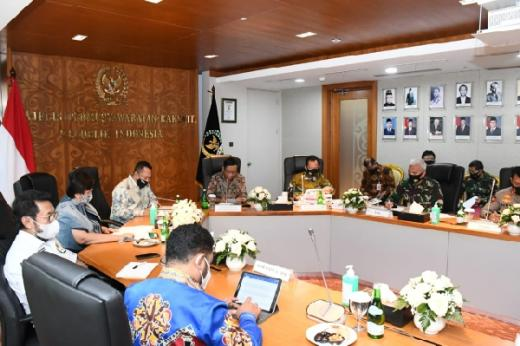 Pemerintah Sepakati MPR RI for Papua sebagai Mediator Pemerintah-Rakyat Papua