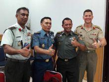 Tiga Pasi dari Tiga Negara yang Ikut Sesko TNI Bangga Lihat Pertahanan Indonesia di Kota Dumai