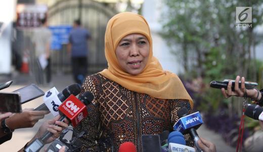 Tolak Omnimbus Law, Khofifah Susul Anies Baswedan dan Ridwan Kamil, Ganjar Pilih Setia ke Jokowi