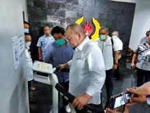 Kunjungi KONI Jatim, LaNyalla Apresiasi Pelaksanaan PNN Jelang PON Papua 2021