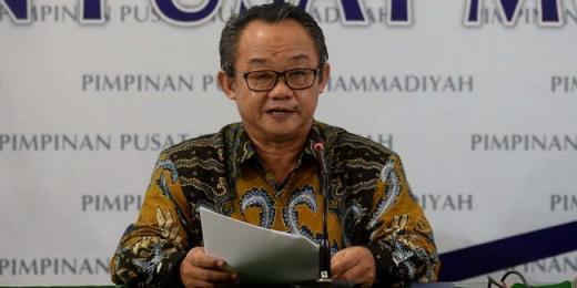 PP Muhammadiyah Tegaskan Tidak Akan Ikut Aksi Sejumlah Ormas Islam Besok