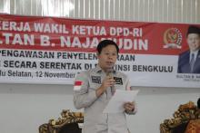 Sultan Berharap Pilkada Serentak 2020 Lahirkan Pemimpin Berkualitas