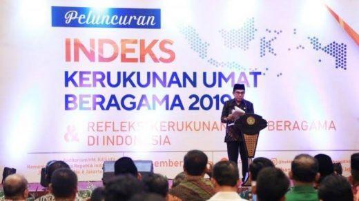 Aceh, Sumbar, Jabar dan Riau Posisi Terbawah Kerukunan Umat Beragama, PKS Pertanyakan Metodologi Kemenag