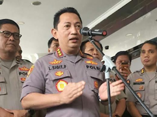 MPR Dukung Komjen Pol Listyo Sigit Prabowo jadi Calon Tunggal Kapolri