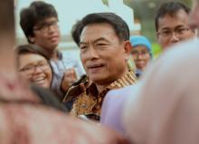 Vaksinasi Covid-19 Presiden Jokowi Dipertanyakan, Ini Jawaban Moeldoko