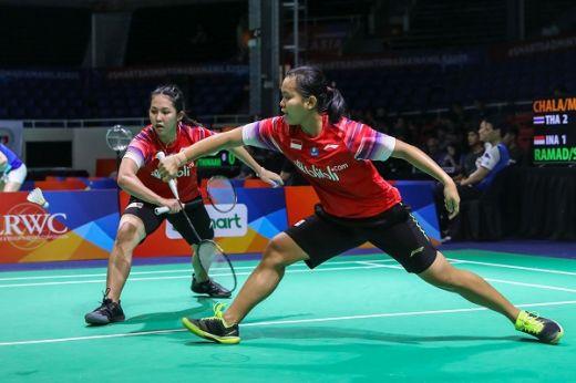 Dikalahkan Thailand, Tim Putri Indonesia Jadi Runner Up Grup Y