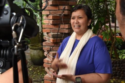 Di Borobudur, Lestari Moerdijat: Didirikan Umat Budha, Jadi Kebanggaan Indonesia