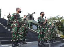Ke KSAD Andika, 1.262 Siswa Secapa TNI Sedih Dinyatakan Positif Corona, Padahal Tak Merasakan Sakit Apapun