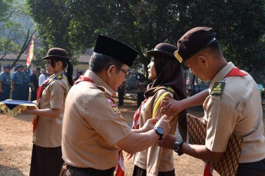 Dispotmar Mabesal Gelar Perkemahan Sahaka Bahari 2019