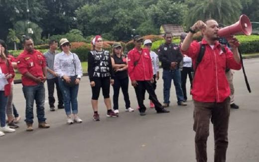 Baranusa: Kami Dukung Jokowi untuk Bawa Perubahan, Bukan Kegaduhan
