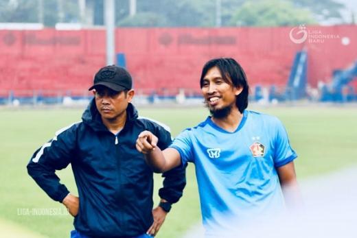 Gantikan Joko Susilo, Budi Sudarsono Jabat Pelatih Persik Kediri