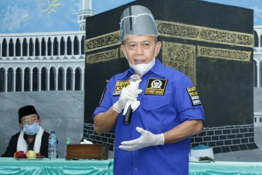 Pimpinan MPR Apresiasi Program KUR Bunga Nol Persen Pemerintah untuk UMKM
